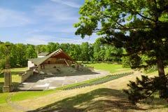 Parkowy Toila-Oru, Toila -, Estonia Zdjęcie Stock