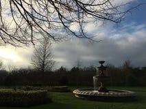 Parkowy widok Fotografia Royalty Free