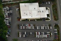 Parkplatz Lizenzfreies Stockfoto