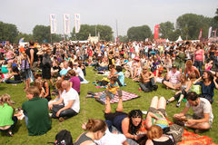 Parkpop Royalty Free Stock Image
