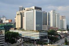 Parkroyal Kuala Lumpur Stock Photo