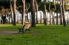 parks Royaltyfri Foto
