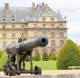 Parks in Paris Lizenzfreies Stockfoto