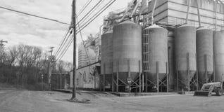 Parksburg Pennsylvania Feed Stock Image