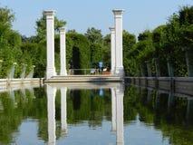Parkscape Royalty-vrije Stock Afbeelding