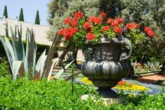 Parkskulptur Lizenzfreies Stockfoto
