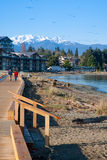 Parksville, BC Royalty Free Stock Photography