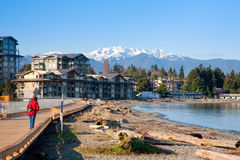 Parksville, BC Royalty Free Stock Image
