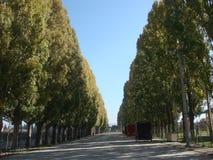 parkway Стоковые Фотографии RF