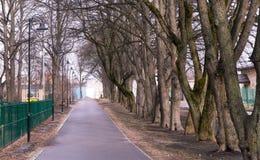 parkway Стоковое Изображение