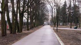 parkway Стоковая Фотография RF