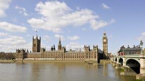 Parlament Fotografia Stock