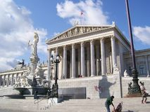 parlament fotografia royalty free