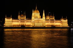 Parlament Fotografia Royalty Free