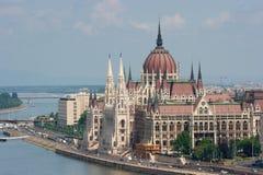 Parlament Stock Afbeelding