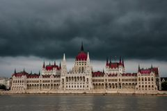 Parlament Lizenzfreies Stockbild
