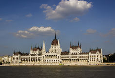 parlament Arkivfoton