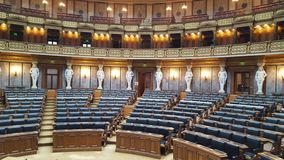 Parlament Lizenzfreies Stockfoto
