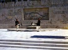 Parlament Aten, Grekland fotografering för bildbyråer