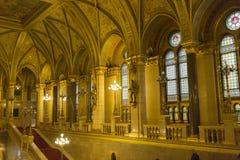 Parlament Budapest Stockfotografie