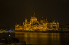 Parlament Budapest Lizenzfreie Stockfotografie