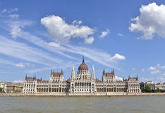 Parlament Budapest, Hungary Royalty Free Stock Photos