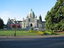 parlament czołowej perspektywy Zdjęcie Royalty Free