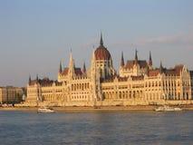 Parlament di Budapest Fotografia Stock