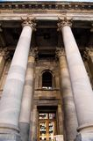 parlament drzwiami Zdjęcie Stock