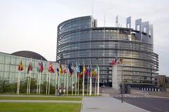 parlament europejski Obrazy Stock