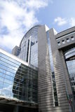 Parlament europeo Fotografie Stock Libere da Diritti