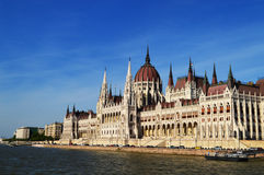 parlament hungarian obraz royalty free