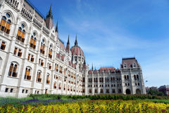 parlament hungary Zdjęcia Royalty Free