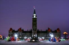 parlament kanady zdjęcie royalty free