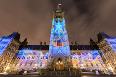 parlament kanady Obraz Royalty Free