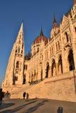 Parlament - od 2011 światowego dziedzictwa miejsca Obraz Stock