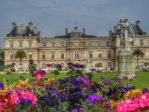 Parlament in paris. Building of parlament in Paris Stock Image