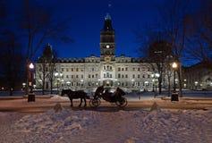 parlament Quebec Obrazy Stock