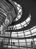 Parlament Reichstag di Berlino Fotografie Stock Libere da Diritti