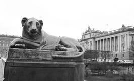 parlament sweden Fotografering för Bildbyråer