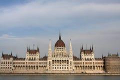 Parlament van Boedapest royalty-vrije stock afbeeldingen