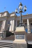 Parlament Victoria Royaltyfria Bilder