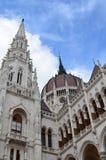 Parlament von Budapest Lizenzfreie Stockbilder