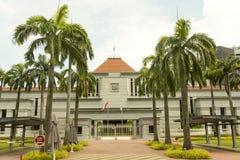 Parlament von Singapur Stockfotos