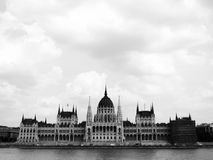 Parlament von Ungarn Lizenzfreie Stockfotos