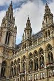 Parlament von Ungarn Stockbild