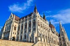 Parlament w Budapest Zdjęcia Stock