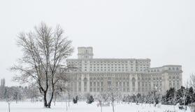 parlament w domu Obrazy Stock