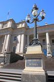 Parlament Wiktoria Obrazy Royalty Free