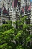 parlament z budapesztu Fotografia Royalty Free